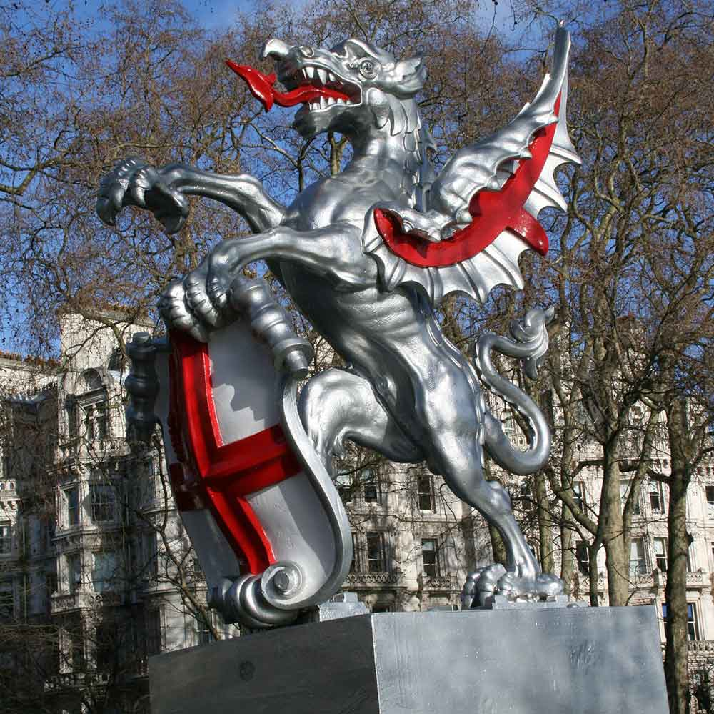 Happy St. George's Day England!