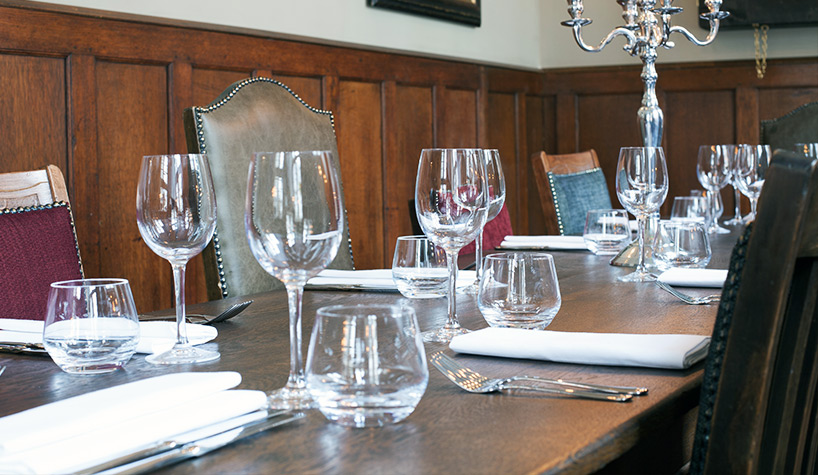 Private Dining at The George