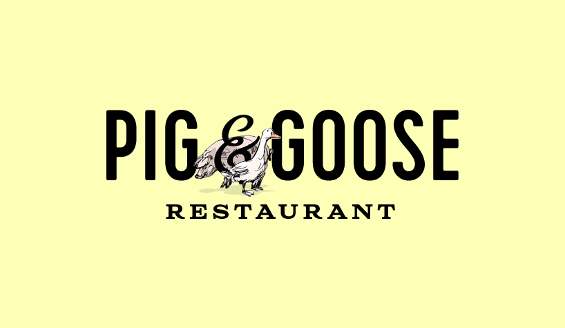 The Pig and Goose